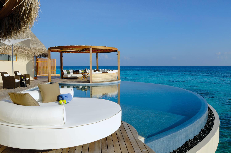 W Retreat Spa Maldives (Fesdhoo Island) - Resort Reviews