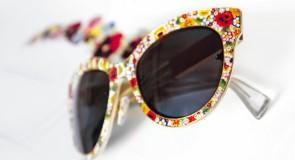"""Dolce & Gabbana lança óculos de sol """"Mosaico"""" de edição limitada"""