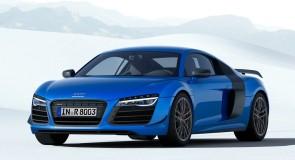 Audi R8 LMX edição especial com faróis laser