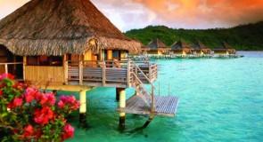 Bora Bora: Experiência de férias extravagantes
