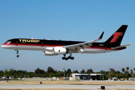 Conheça o novo avião privado do magnata Donald Trump