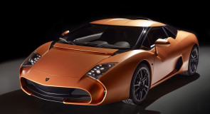 Lamborghini lança 5-95 Zagato
