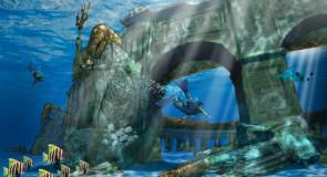 """""""Dubai Pérola"""" é o nome do maior parque temático debaixo de água"""
