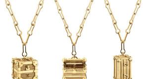 """""""Petites Malles"""" – O novo colar miniatura de Louis Vuitton"""