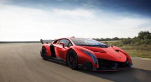 Conheça o Lamborghini Veneno Roadster