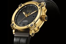 Conheça o primeiro relógio do mundo com ouro puro de 24 quilates