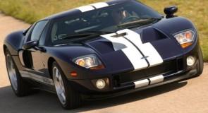 Este Ford GT 2005 será leiloado em Fort Lauderdale