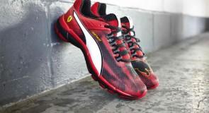 Puma e Ferrari unem-se para criar colecção limitada de calçado