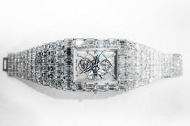 Jacob & Co. Billionaire Watch à venda por $18 milhões