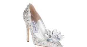 Nova colecção de sapatos Cinderela feita por 9 designers