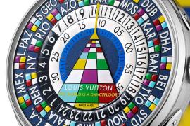 Conheça o novo relógio Louis Vuitton