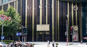 1921Restaurante Gucci Cafe abre em Shanghai