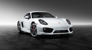 Conheça o novo Porsche Cayman S