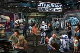 Star Wars Land está a chegar à Disney World