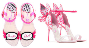 Sophia Webster lança colecção de sapatos inspirada na Barbie