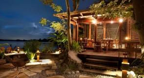 Natureza e harmonia na Jicaro Island Ecolodge