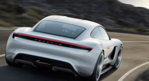 Novo Porsche carrega em apenas 15min
