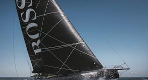 IMOCA é o novo iate de corrida da Hugo Boss