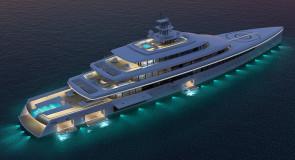 Conheça o novo iate da Vitruvius Yachts