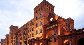 Já conhece o fantástico andel's Hotel Lodz?